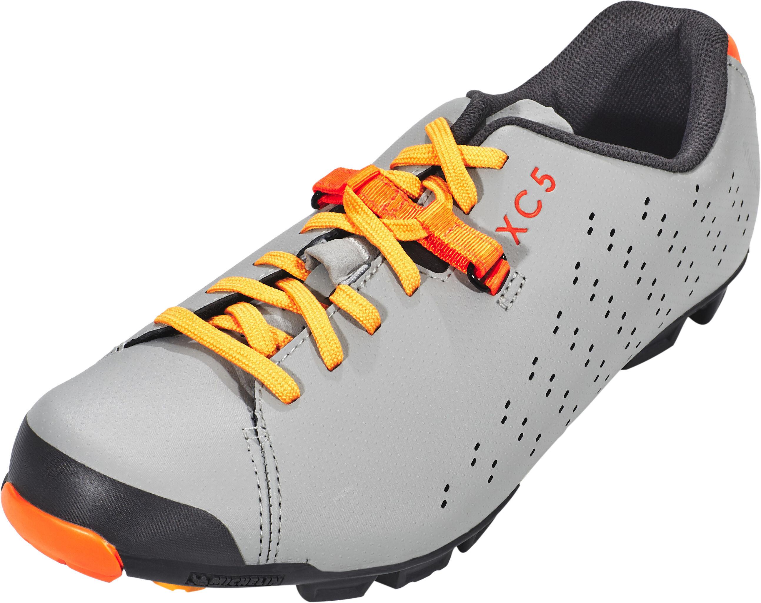 e995c9506e3 Shimano SH-XC5 schoenen grijs I Eenvoudig online bij Bikester